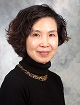 Lihong Wang, M.D., Ph.D., Associate Professor