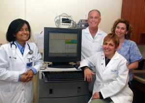 Cardiopulmonary Exercise Test Program team