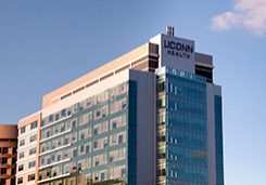 UConn John Dempsey Hospital, University Tower