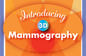 3D mammography illustration