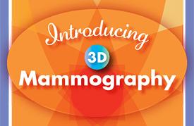 3D mammography illustration