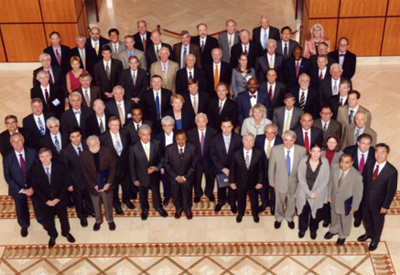 Induction Ceremony for the National Academy of Engineering (NAE) Class of 2011