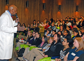 Clinical Career Day 2011