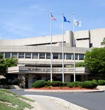 UConn Health main hospital entrance