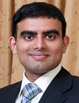 Roshan James, Ph.D.