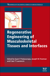 Regenerative Engineering of Musculoskeletal Tissues and Interfaces
