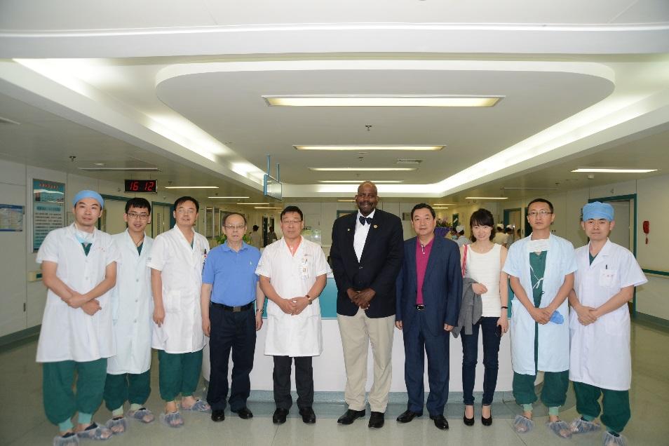 301 Military Hospital Beijing, China