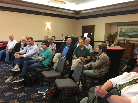 CICATS Core Interest Group Hosts Science Cafe