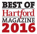 Best of Hartford Magazine 2016