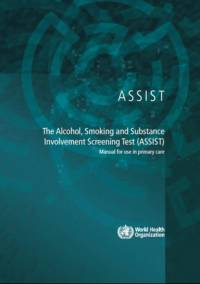 ASSIST Screening manual