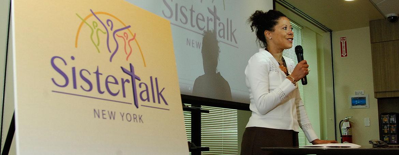 SisterTalk Presentation