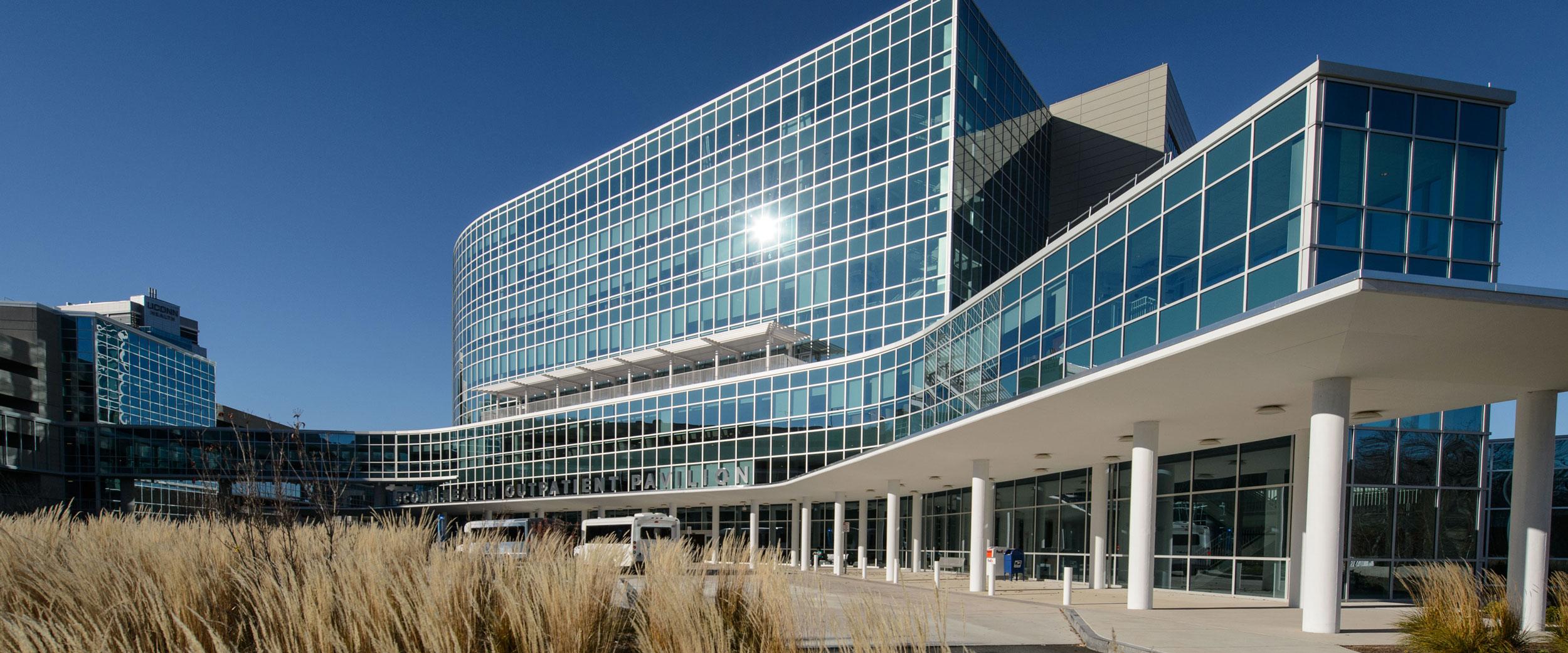 Comprehensive Spine Center UConn Health Outpatient Pavilion, 3rd Floor West 263 Farmington Avenue Farmington, CT 06030-8032