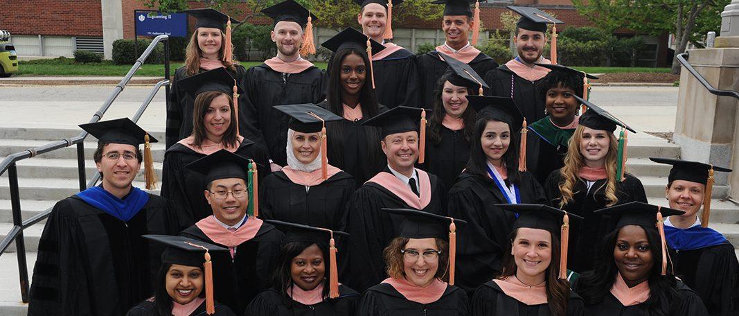 2017 Graduate School Commencement