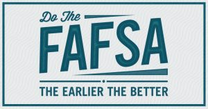 Do the FAFSA sign