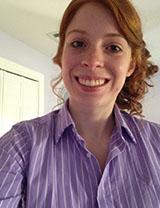 Jessica Hensel, Graduate Student