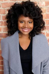 Anisha Lewis, Graduate Student