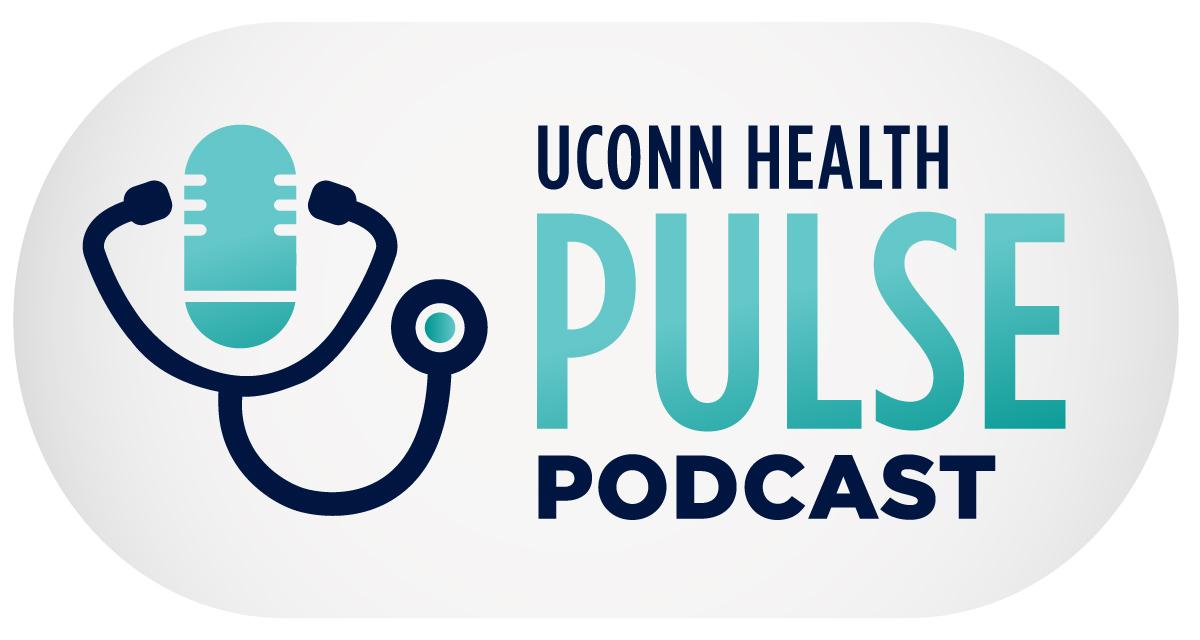 UConn Health podcast logo