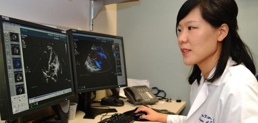 Dr. Agnes Kim of UConn Health cardiology