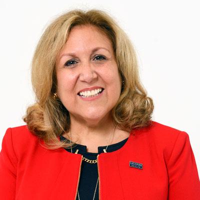 Anne Diamond, CEO UConn Health