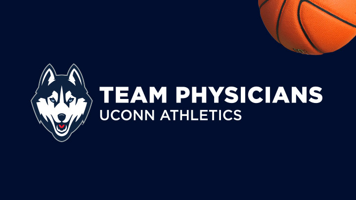 UConn Athletics team physicians logo