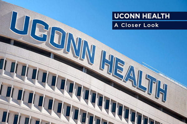 UConn Health – A Closer Look cover image