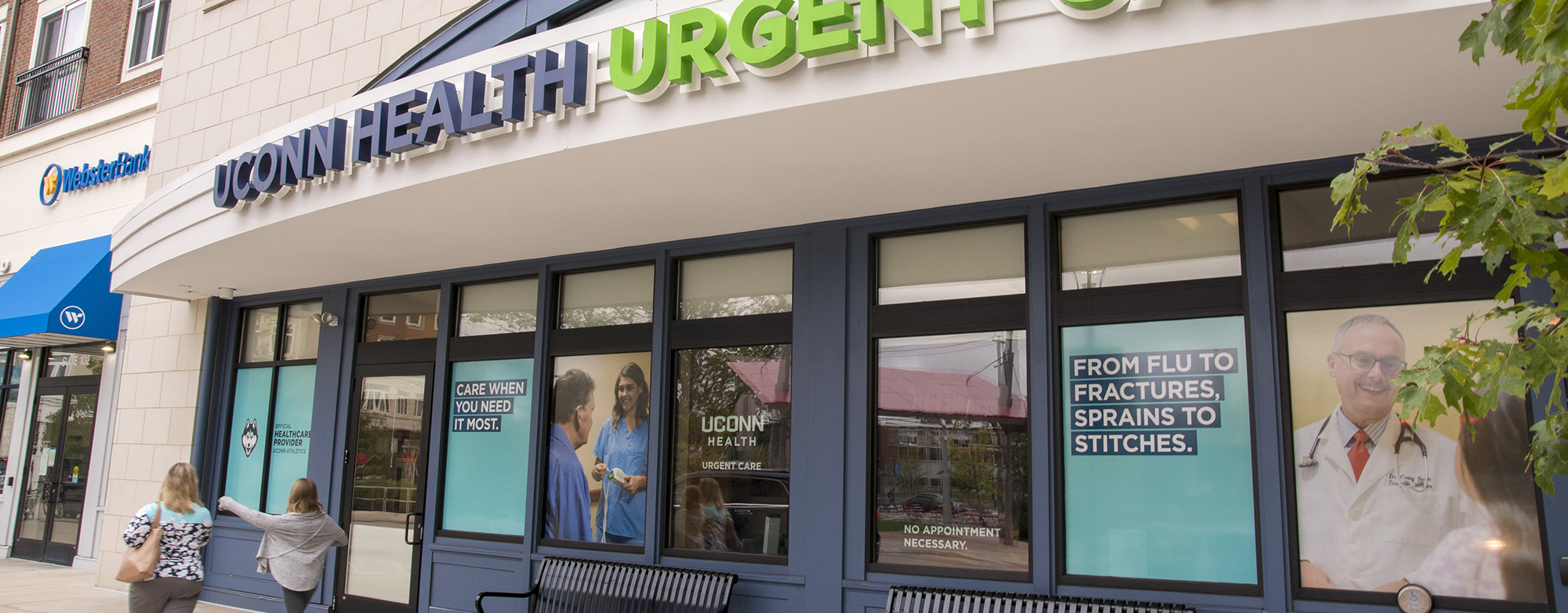 Urgent Care in Downtown Storrs