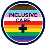 Inclusive Care badge