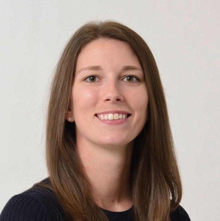 Dr. Allison Schafer portrait