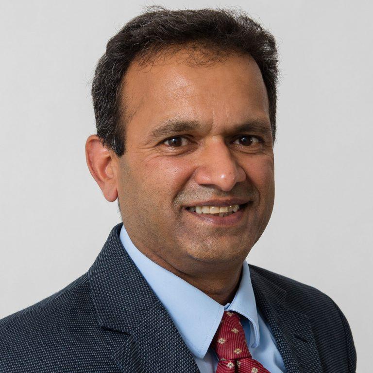 Dr. Jayesh Kamath portrait, no white coate